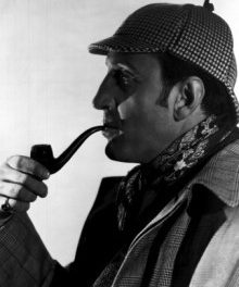 WHO IS YOUR FAVOURITE SHERLOCK HOLMES? by Stephen Lacey