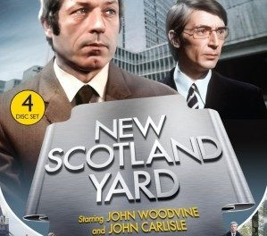 NEW SCOTLAND YARD AND THE METROPOLITAN POLICE by Ben Lamb