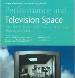 TV HISTORY, THE ROLE OF MEMORY AND SPACES OF TELEVISION by Leah Panos