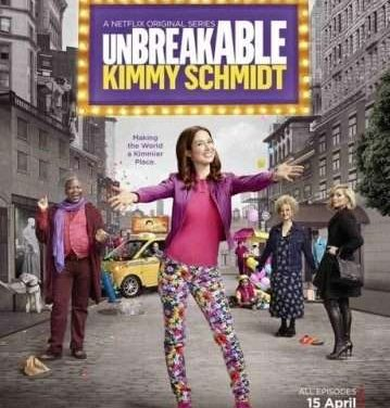 WHAT'S IN A BURP? THERAPEUTIC GROSS-OUT HUMOUR IN UNBREAKABLE KIMMY SCHMIDT by Julia Havas