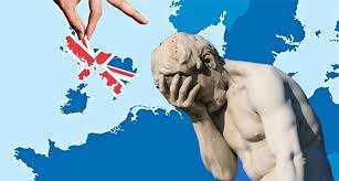 """""""ISN'T IT FUNNY"""": NOW WE CAN LAUGH AT BREXIT by Sarah Arnold"""