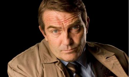 DO YOU SECRETLY LOVE BRADLEY WALSH? DON'T WORRY. YOU ARE IN GOOD COMPANY BY ELKE WEISSMANN