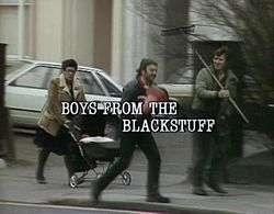 Boysfromtheblackstuff