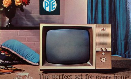 NOTES FROM THE ARCHIVE: PYE, C.O. STANLEY AND THE HISTORY OF BRITISH TELEVISION by Emily Rees
