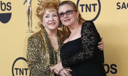BRIGHT LIGHTS – A TV FAREWELL TO CARRIE FISHER AND DEBBIE REYNOLDS by Liz Giuffre