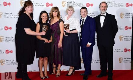 THE CROWN FAILS TO TAKE THE CROWN AT BAFTAS by Lyndsay Duthie