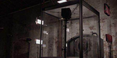 Figure 2: The Glass Box as pseudo-screen