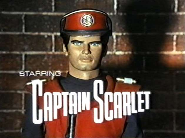 Fig. 3. Captain Scarlet, modelled on Cary Grant