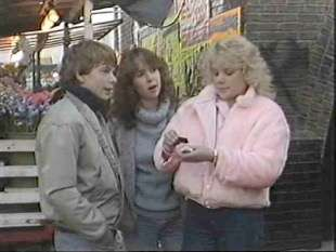 Ian Beale, Michelle Fowler and Sharon Watts