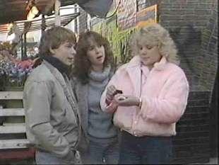 Ian Beale, Michelle Fowler and Sharon Watts