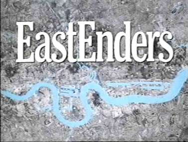 EASTENDERS: THE TRIANGLES OF ALBERT SQUARE by Jonathan Bignell
