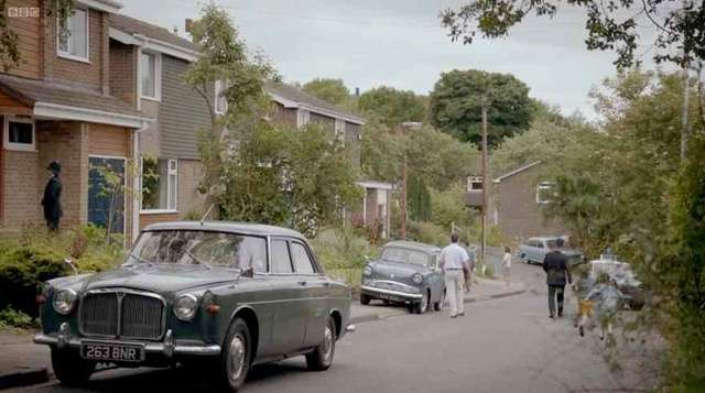 George Gently Rover