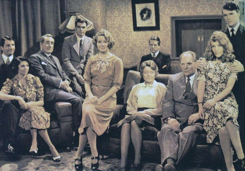 MISSING IN ACTION: RECALLING 'A FAMILY AT WAR' (GRANADA ...
