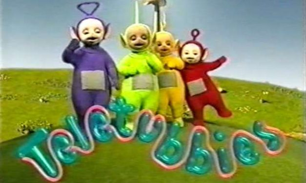 FAMILIAR ALIENS: TELETUBBIES RETURNS by Jonathan Bignell