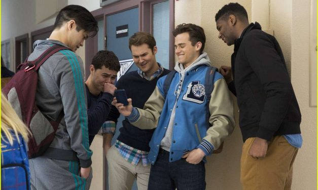 TEENAGE BOYS' 'INTRUSION' AND SEXUAL VIOLENCE IN 13 REASONS WHY (NETFLIX, 2017) by Susan Berridge