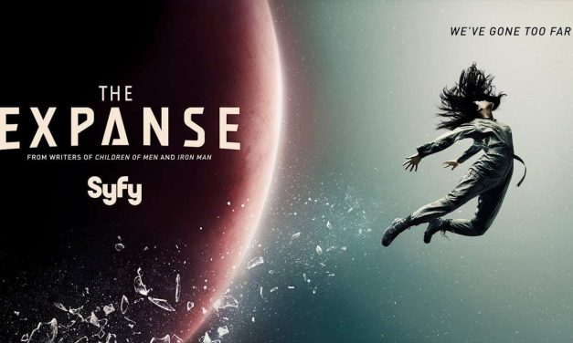 METICULOUS WORLD-BUILDING IN SPACE: THE EXPANSE, AND THE CURRENT RESURGENCE OF SCIENCE FICTION ON TV by Tobias Steiner
