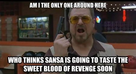 Big Lebowski Game of Thrones meme