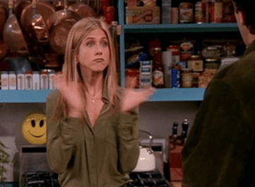 WHAT ACTORS DO: JENNIFER ANISTON IN FRIENDS by Gary Cassidy and Simone Knox