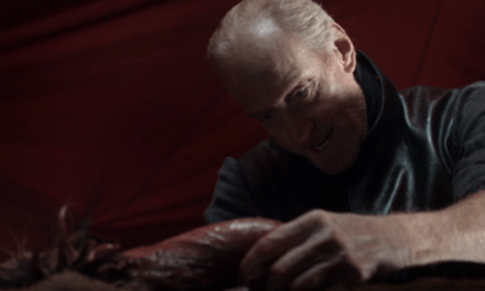 WHAT ACTORS DO: CHARLES DANCE IN GAME OF THRONES by Gary Cassidy and Simone Knox
