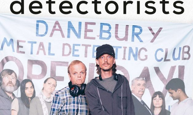 """I WILL BE YOUR TREASURE, I'M WAITING FOR YOU"": THE PLEASURES OF DETECTORISTS by Phil Wickham"