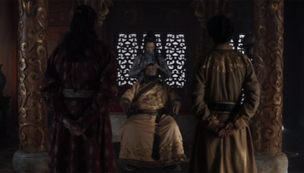 WHAT ACTORS DO: BENEDICT WONG IN MARCO POLO by Gary Cassidy and Simone Knox