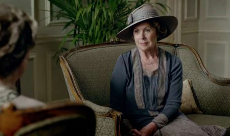 Downtown Abbey's Isobel Crawley