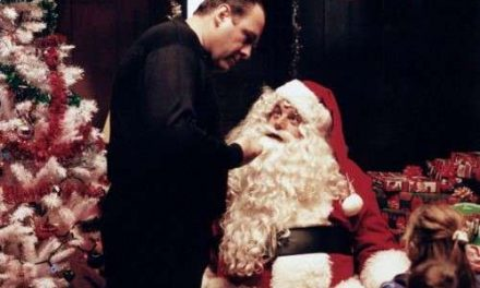 """""""FUCK YOU SANTA"""": CHRISTMAS TELEVISION – A RECKONING by Kenneth Longden"""