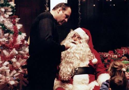 """FUCK YOU SANTA"": CHRISTMAS TELEVISION – A RECKONING by Kenneth Longden"