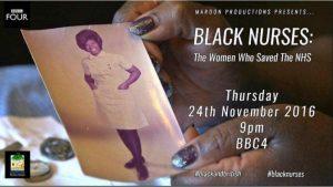 Black Nurses: The Women Who Saved the NHS (tx. BBC Four, 24th November 2016)