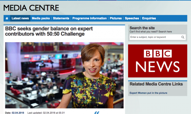 THE BBC GENDER PROBLEM: A CENTURY IN THE MAKING by Sarah Arnold