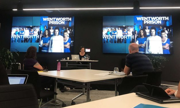 WENTWORTH IS THE NEW PRISONER CONFERENCE REPORT by Jessica Ford