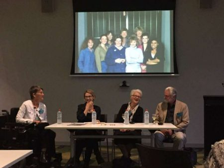 Day Two: Panel (Photo credit: Kim Akass)