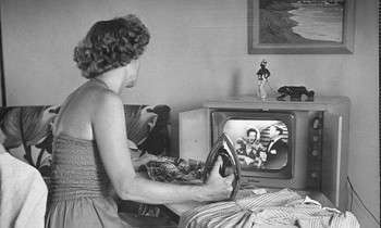 Traditional Images of TV Consumption