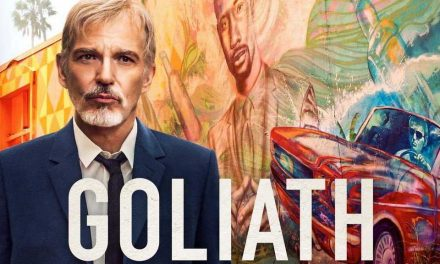 GOLIATH, BOSCH, AND THE CODE by Toby Miller