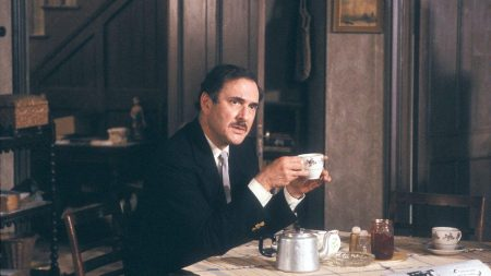 Harold Pinter as Goldberg in The Birthday Party (1987)