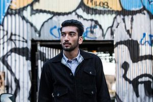 Fig 2: Raza Shar (Nabhaan Rizwan) in The Informer- (C) Neal Street productions - Photographer: Sophie Mutevelian