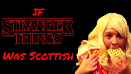 If Stranger Things were Scottish ...