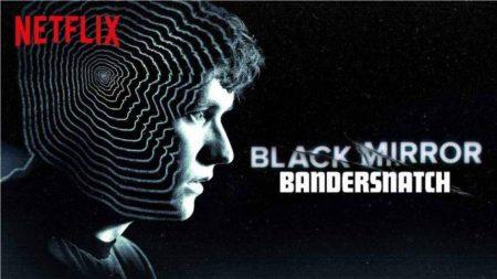 Netflix poster: Black Mirror: Bandersnatch