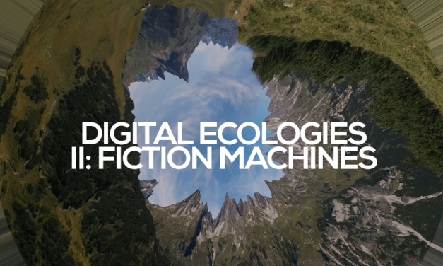 "CfP: symposium ""Digital Ecologies II: Fiction Machines"", July 16, 2019 @ The Centre for Media Research, Bath Spa University (UK). Deadline: March 01, 2019."