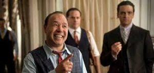 Fig. 4: Stephen Graham as Al Capone in Boardwalk Empire