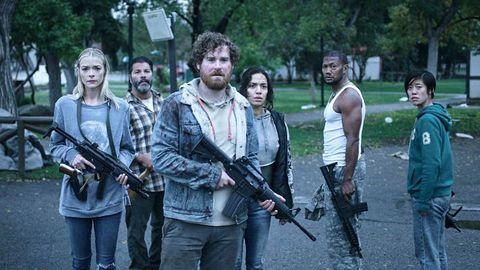 LESS TALK, MORE ACTION: SPEEDING UP THE ZOMBIE APOCALYPSE IN NETFLIX'S BLACK SUMMER by Stella Gaynor