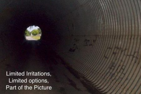 Image 1: Tunnel Vision