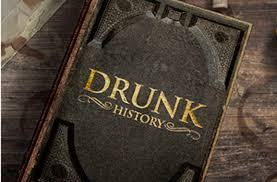DRUNK HISTORY by Andrew J. Salvati