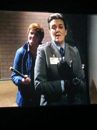 Fig. 2: Bea Smith and the Freak in Prisoner, Episode 326 ('The Great Fire of Wentworth')