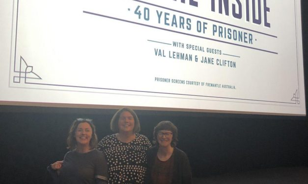 ON THE INSIDE: 40 YEARS OF PRISONER (CELL BLOCK H) AT THE 2019 ST KILDA FILM FESTIVAL, MELBOURNE by Stayci Taylor, Tessa Dwyer, Radha O'Meara and Craig Batty