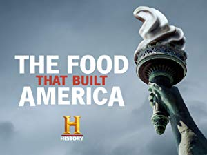 Fig 1: The Food that Built America - title card