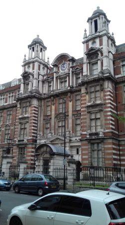 Blythe House, Kensington