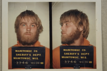 Steven Avery is the 'star' of hit true crime show Making a Murderer. Source: Netflix