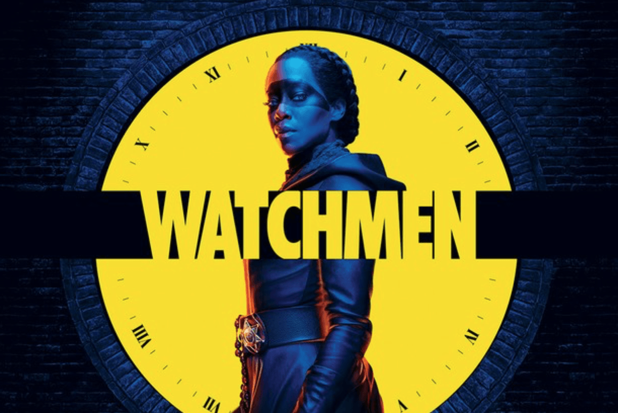 Cst Online Who S Watching Hbo S Watchmen By Will Brooker And