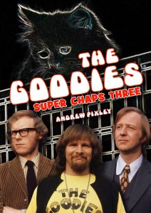 Fig 2: The Goodies: Super Chaps Three (Kaleidoscope: 2010)